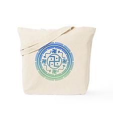 Manji gofu 01 Tote Bag