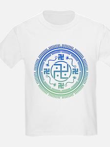 Manji gofu 01 T-Shirt