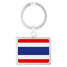 Thailand Landscape Keychain