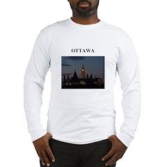 OTTAWA Long Sleeve T-Shirt