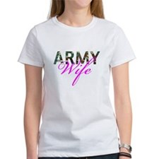 BDU Army Wife Tee