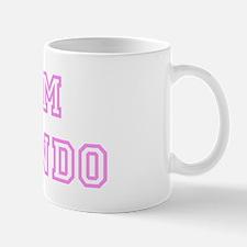 Pink team Rolando Mug