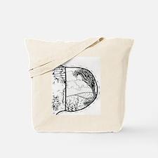 The D Tote Bag