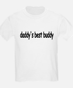 DADDY'S BEST BUDDY CUTE BABY OR TODDLER DESIGN Kid