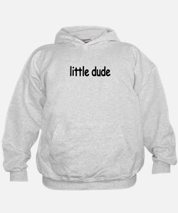 LITTLE DUDE FUNNY AND CUTE BABY OR TODDLER DESIGN