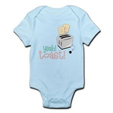 Toaster Infant Bodysuit