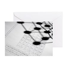 Periodic table - Greeting Cards (Pk of 10)