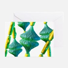Synapses, artwork - Greeting Cards (Pk of 10)