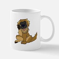 Leonberger cartoon Mugs