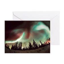 Aurora borealis - Greeting Cards (Pk of 10)