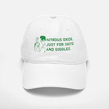 Nitrous Oxide N20 NOS Baseball Baseball Cap