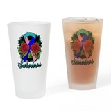 Cancer survivor Pint Glasses