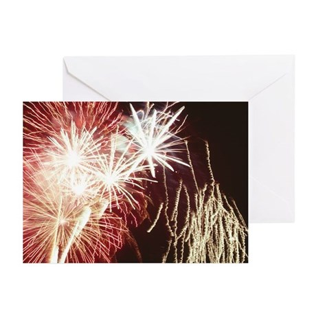 Firework display - Greeting Cards (Pk of 10)