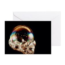 Soap bubbles - Greeting Cards (Pk of 10)