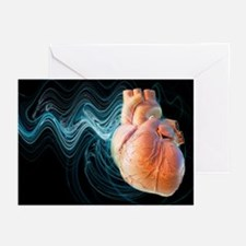 Heart - Greeting Cards (Pk of 10)