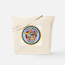 Fort Worth PD Air Unit Tote Bag