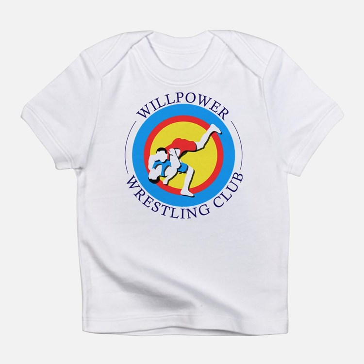 Willpower Wrestling Club Infant T-Shirt