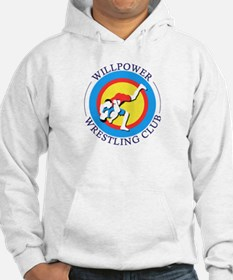 Willpower Wrestling Club Hoodie