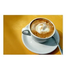Cappuccino - Postcards (Pk of 8)