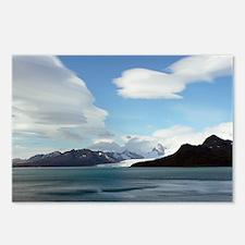 Glacier outflow, South Georgia - Postcards (Pk of