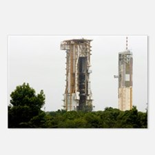 Launch pad, Guiana Space Centre - Postcards (Pk of