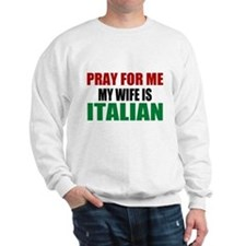 Pray Wife Italian Sweater