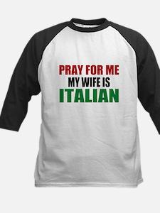 Pray Wife Italian Tee