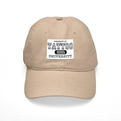 Tattoo University Baseball Cap