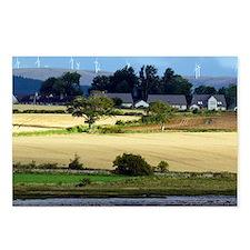 Rural landscape, Scotland - Postcards (Pk of 8)
