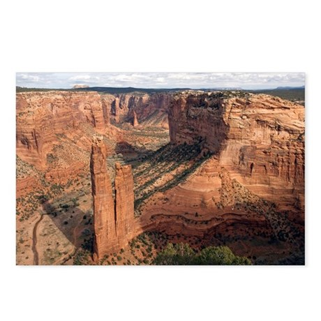 Spider rock, Arizona - Postcards (Pk of 8)