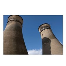 Tinsley cooling towers, Sheffield - Postcards (Pk