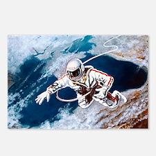 Above the Black Sea' by Leonov - Postcards (Pk of