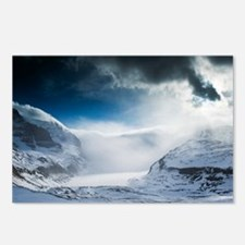 Athabasca Glacier, Canada - Postcards (Pk of 8)