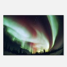 Aurora borealis - Postcards (Pk of 8)