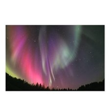 Aurora borealis - Postcards (Pk of 8)