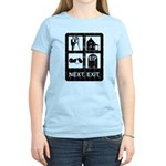 Next Exit Death Women's Light T-Shirt