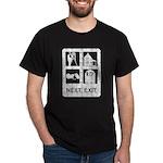 Next Exit Death Dark T-Shirt