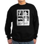 Next Exit Death Sweatshirt (dark)
