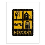 Next Exit Death Small Poster
