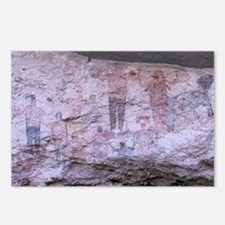 Cave paintings, Mexico - Postcards (Pk of 8)