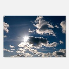 Clouds - Postcards (Pk of 8)