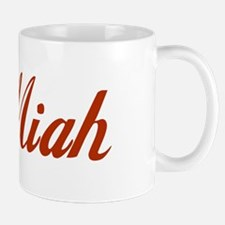 Miah name Small Small Mug