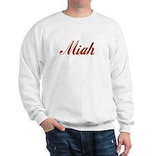Miah name Sweater