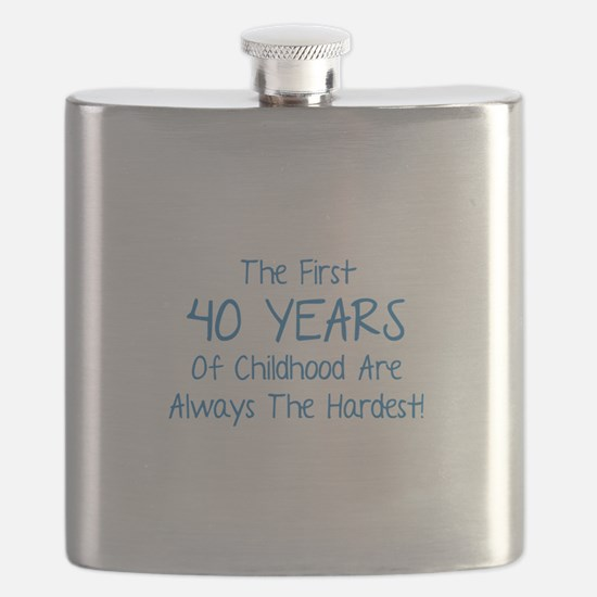 The First 40 Years Of Childhood Flask