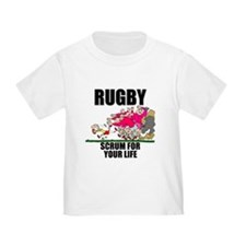 Scrum For Your Life T