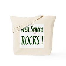 West Seneca Rocks ! Tote Bag
