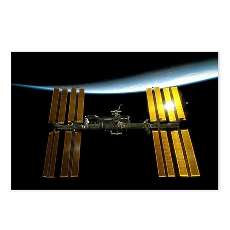 International Space Station, 2010 - Postcards (Pk