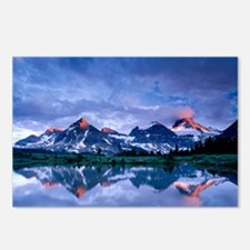 Mount Assiniboine - Postcards (Pk of 8)