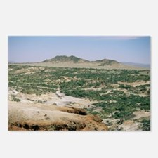 Olduvai Gorge, Tanzania - Postcards (Pk of 8)