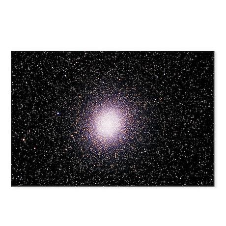 Omega Centauri globular cluster - Postcards (Pk of